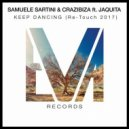 Samuele Sartini & Crazibiza Ft. Jaquita - Keep Dancing