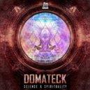 Domateck Vs. Solarix - Dark Memories  (Original Mix)