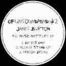 James Burton - On Yer Own (Original Mix) ()