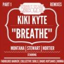 Jonny Montana, Craig Stewart, Dale Nortier, Kiki Kyte - Breathe  (Bonna\'s Red Raw Remix)