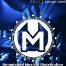 A.D.I.C.T. - Brain Crackin\' (Original mix)