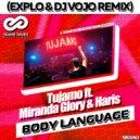 Tujamo feat. Miranda Glory & Haris - Body Language